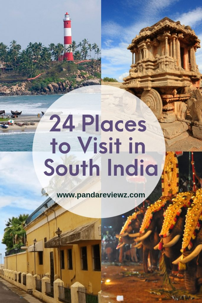 _places to visit in south india