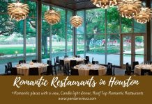 romantic restaurants in houston 2019