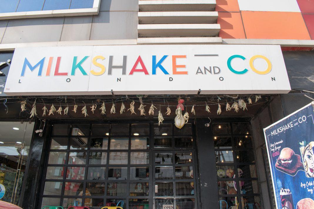 milkshakes in vijayawada