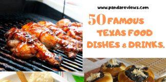 Texas Food & Drinks