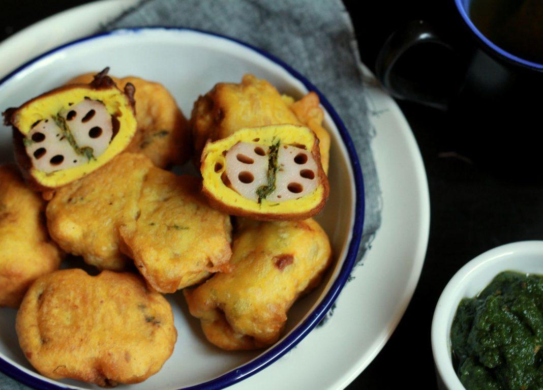 sindhi snacks bheeya ji tikki