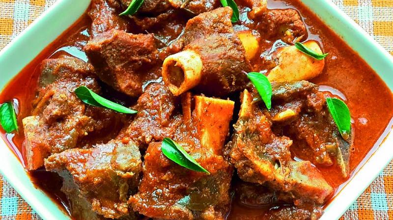 seyal teevan sindhi mutton curry