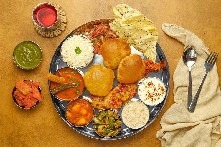 Sindhi food in Ahmedabad