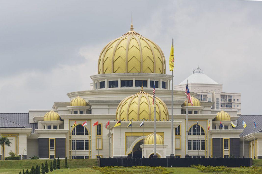 istana negara interiors