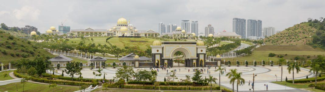architecture of istana negara