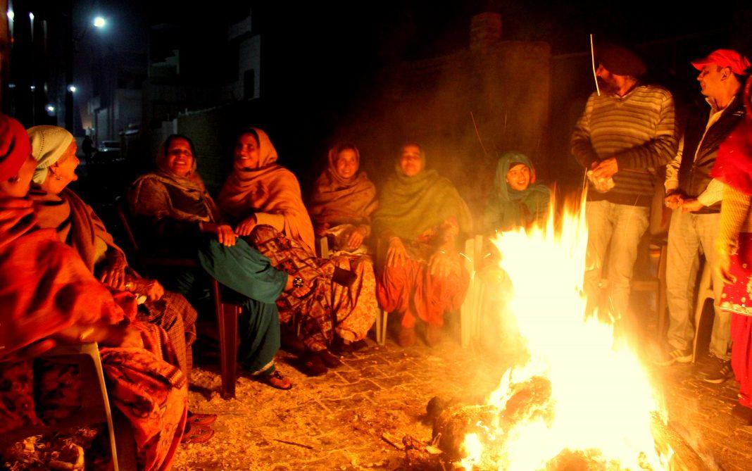 Lohri festival in india