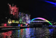 Melaka River Cruise- malacca