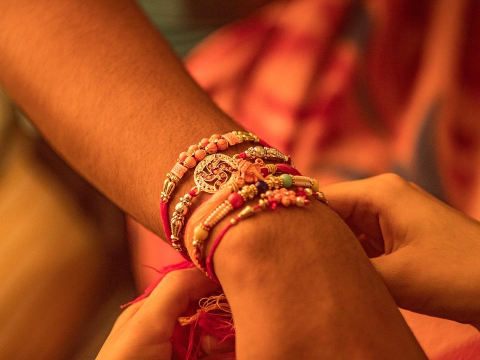 Raksha Bandhan festival in India