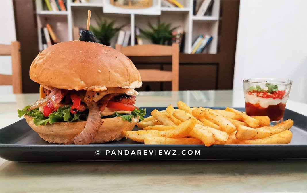 burger n fries in vijayawada