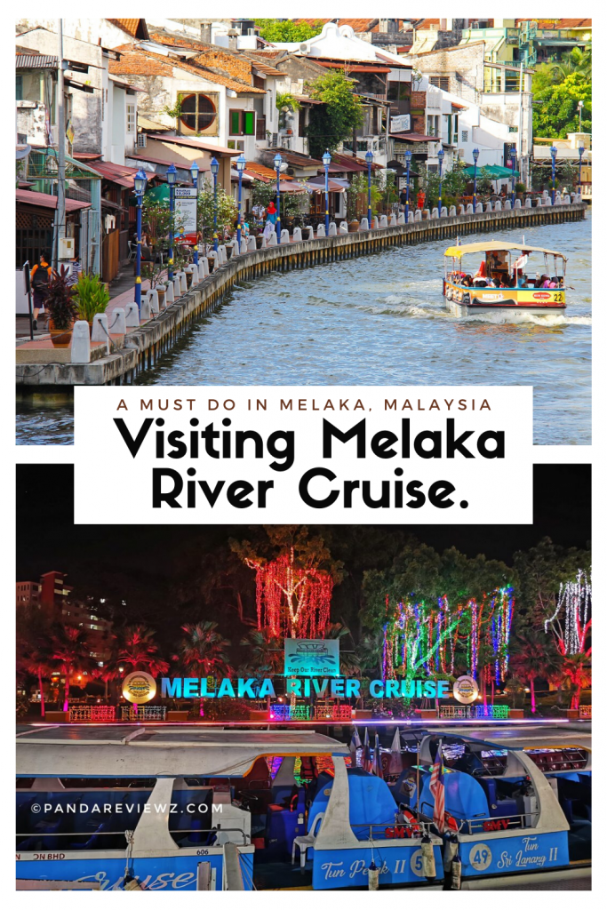 melaka river cruise 2020