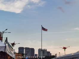 merdeka square flag malaysia