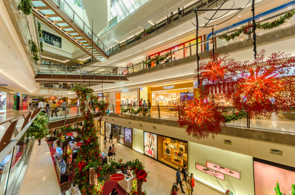 The garden Mall, Kuala Lumpur