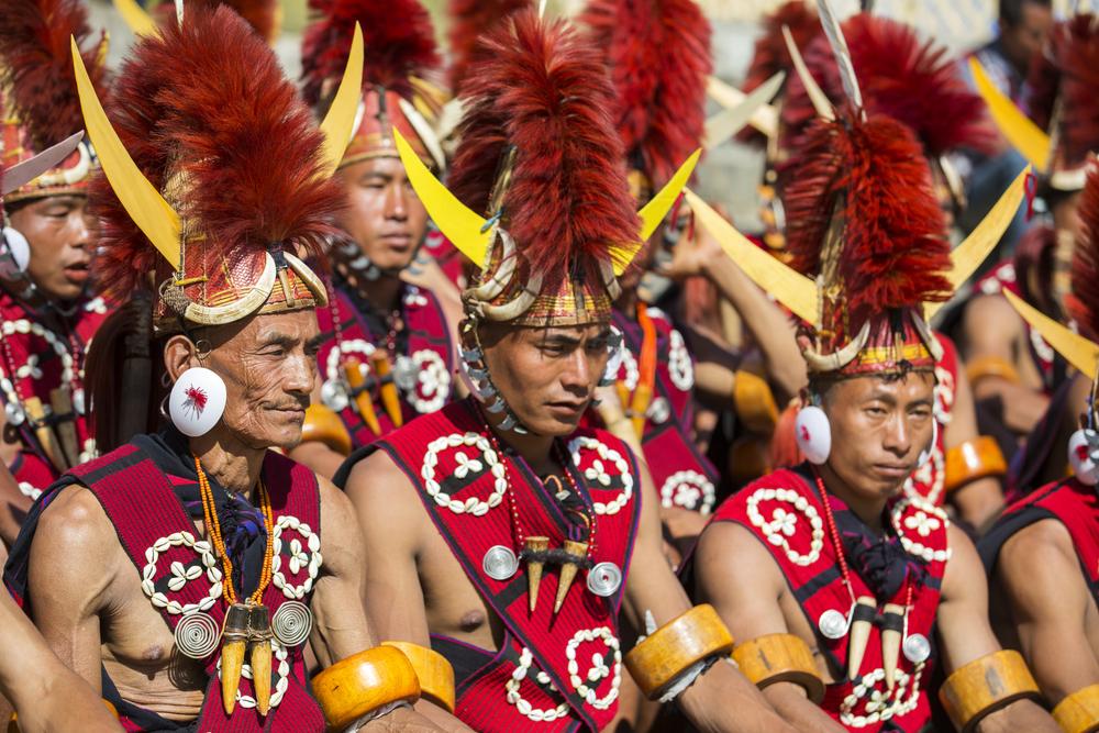 hornbill festival in india