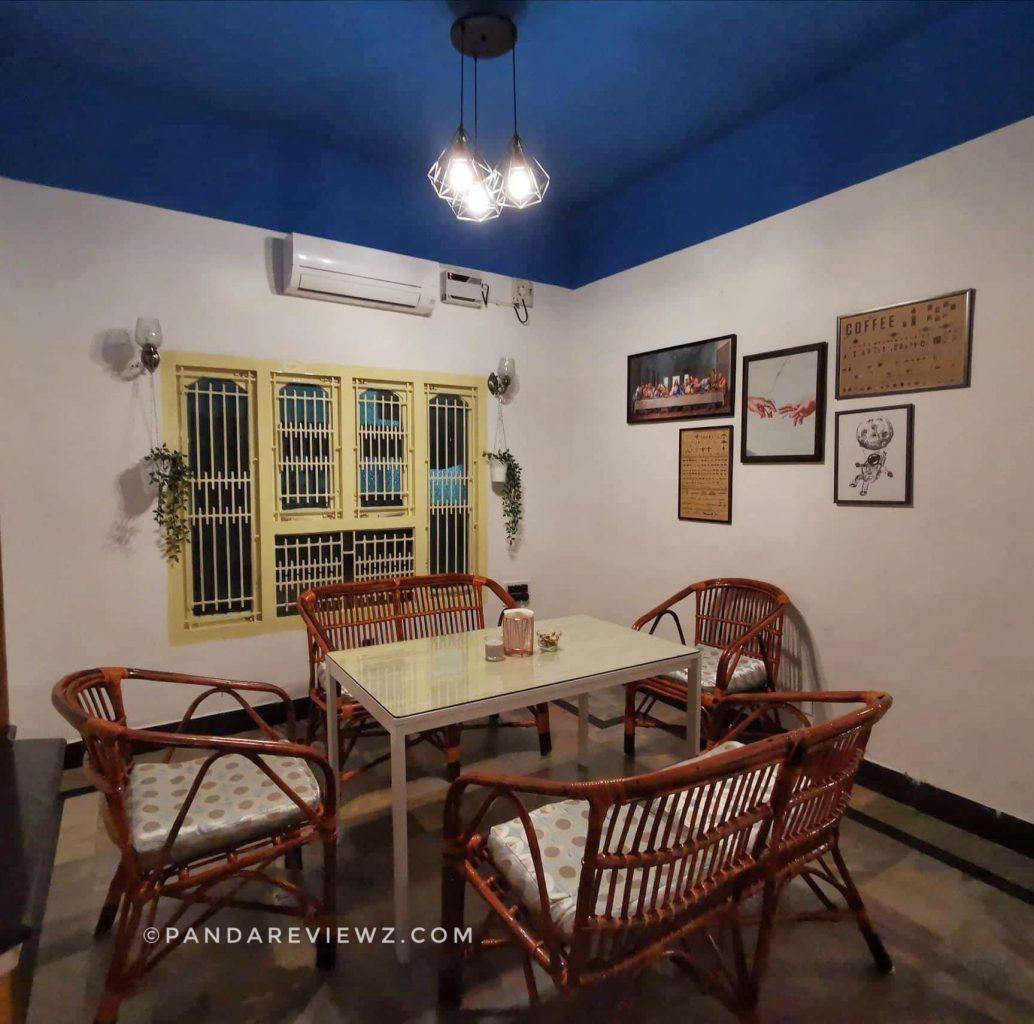 verandah vijayawada indoor ambiance