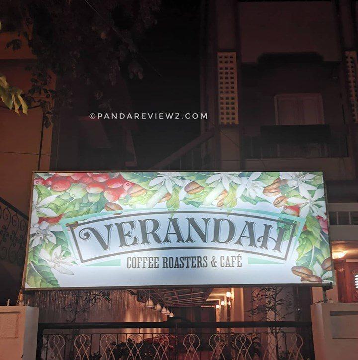 Verandah Cafe, Vijayawada