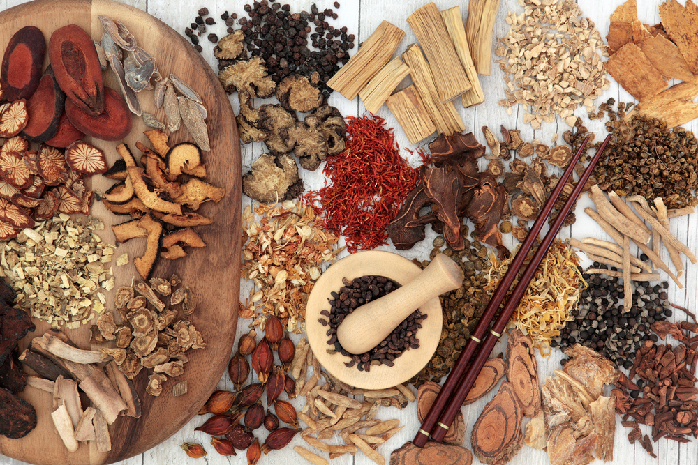 Chinese Medicines and herbs