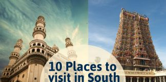 Places to visit in South India in August