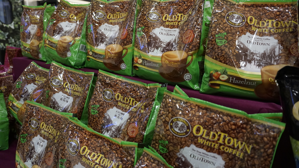 Old Town White Coffee Products