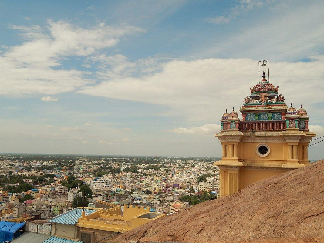 Tiruchirappalli_in_August
