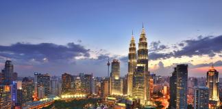 Kuala Lumpur city center