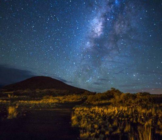 stargazing at night hilo