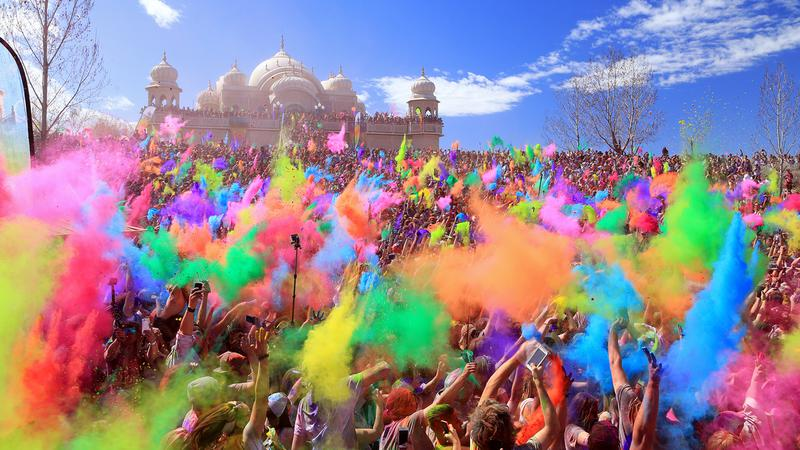 famous festival in india