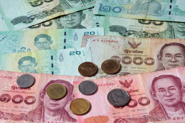 thailand currency bhat