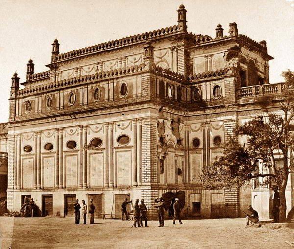 begum kothi haunted lucknow