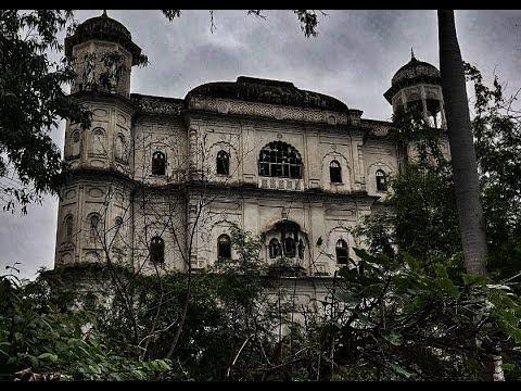 bulter palace haunted