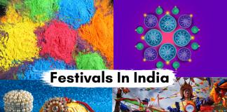 Festivals in India 2020
