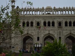 haunted places in lucknow