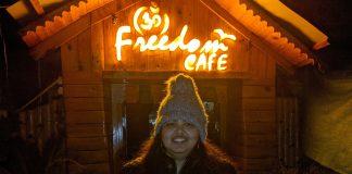 Freedom cafe rishikesh