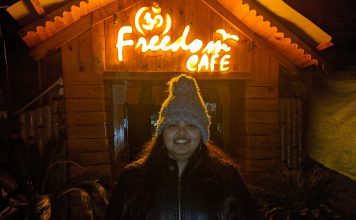 Freedom cafe rishikesh