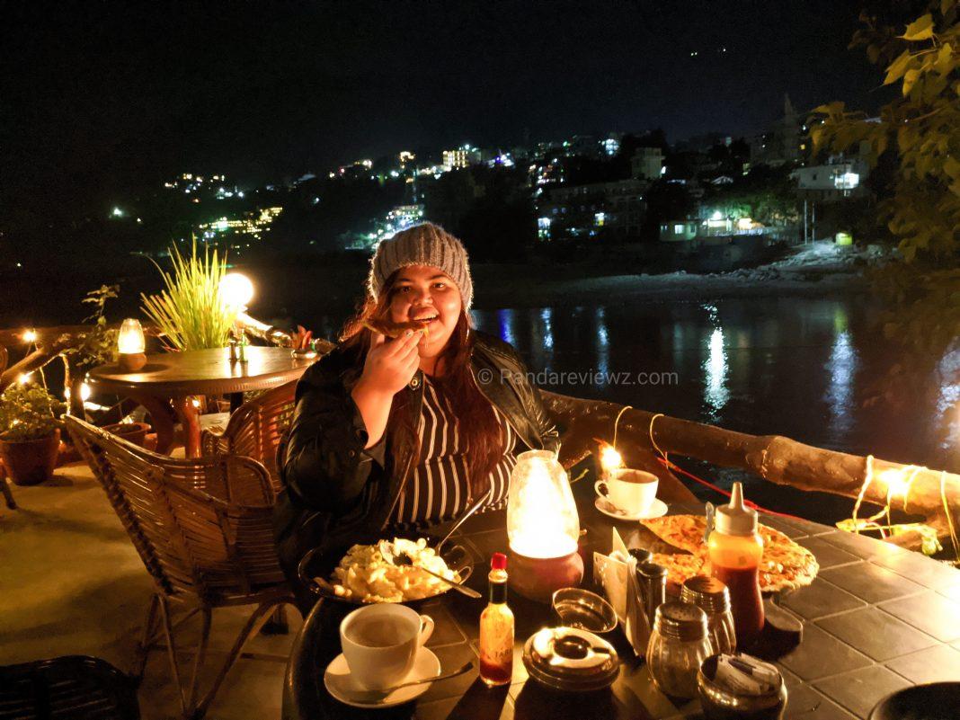 Candle night dinner rishikesh